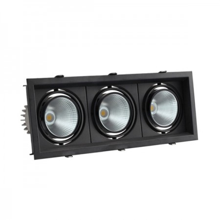 foco-madison-led-direccionable-cob-3x10w-black